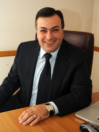Armen Amirian President of Ar Radio Intercontinental